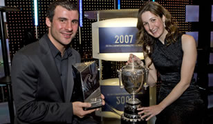 joe calzaghe sports personality of the year 2007